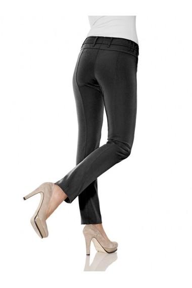 Pantaloni heine CASUAL 077871 negru