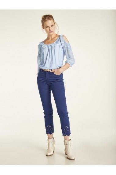 Pantaloni heine CASUAL 99519860 albastru