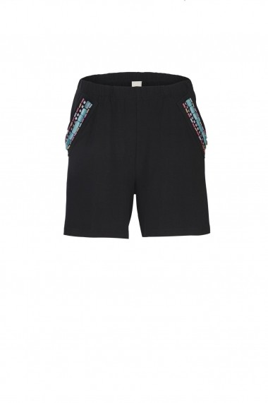 Pantaloni scurti heine CASUAL 27115727 negru