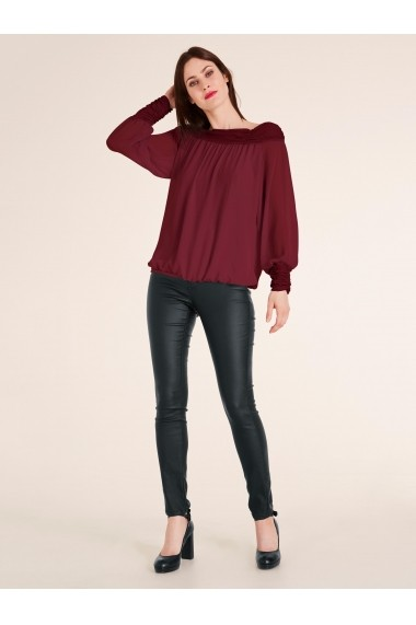 Bluza heine TIMELESS 143959 bordo