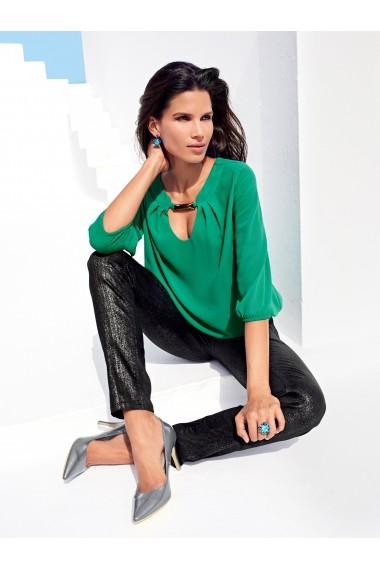 Bluza heine Timeless 26950722 verde - els