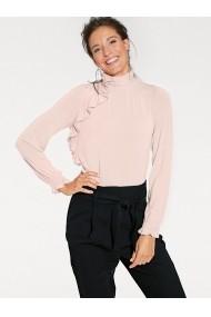 Bluza heine TIMELESS 086351 roz - els