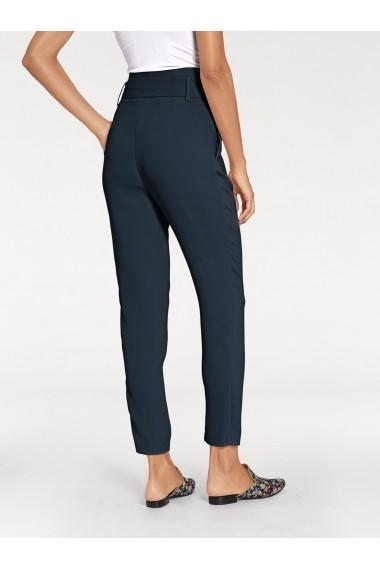 Pantaloni drepti heine TIMELESS 004958 bleumarin