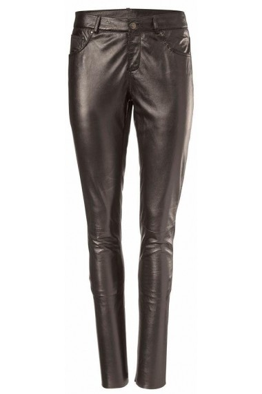 Pantaloni drepti heine TIMELESS 057750 gri-bej