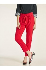 Pantaloni drepti heine TIMELESS 39416011 rosu