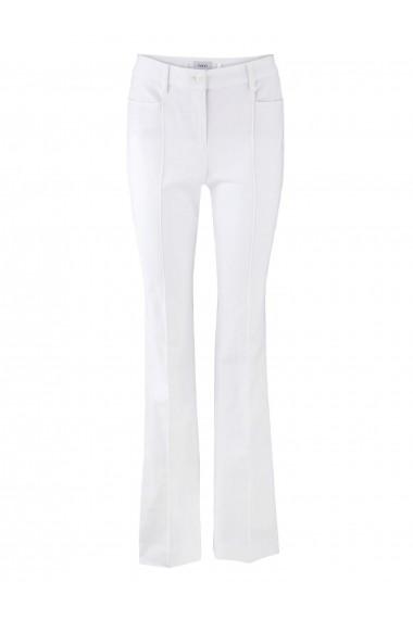 Pantaloni drepti heine TIMELESS 45297265 alb