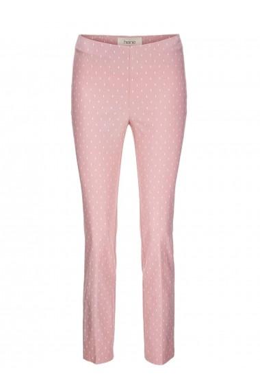 Pantaloni drepti heine TIMELESS 76840060 roz