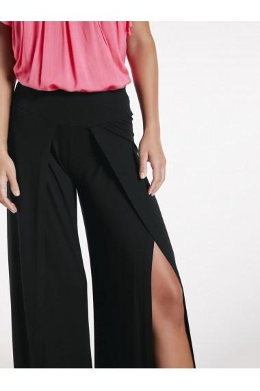 Pantaloni drepti heine TIMELESS 95946602 negru