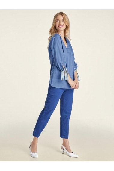 Pantaloni drepti heine TIMELESS 38278544 albastru