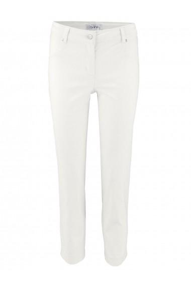 Pantaloni drepti heine TIMELESS 44087208 alb