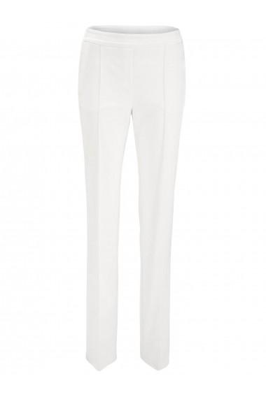 Pantaloni drepti heine TIMELESS 57234721 alb