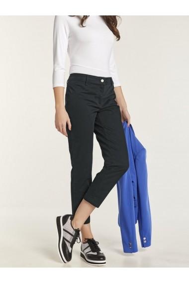 Pantaloni drepti heine TIMELESS 62779865 negru