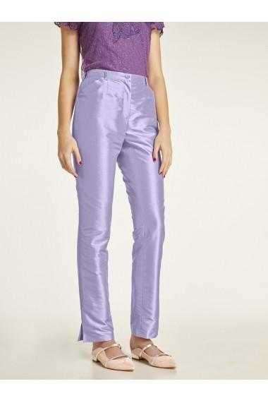 Pantaloni drepti heine TIMELESS 65047662 lila