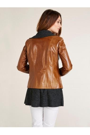 Jacheta din piele heine STYLE 42136611 negru