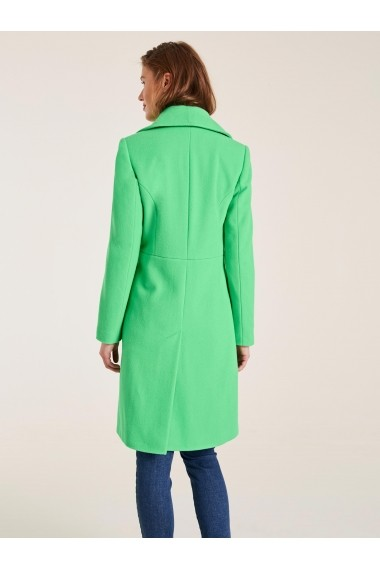 Palton heine STYLE 84317745 verde - els