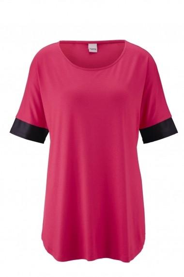 Tricou heine STYLE 45915561 fucsia