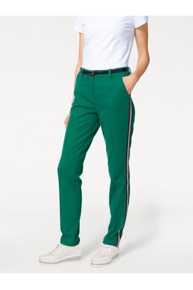 Pantaloni drepti heine STYLE 24173514 verde