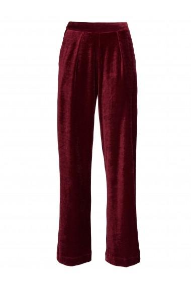 Pantaloni largi heine STYLE 24551836 rosu