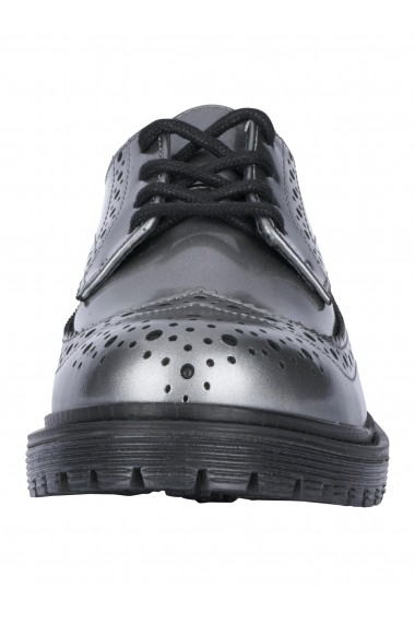 Pantofi Heine 55340732 argintiu