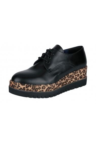 Pantofi Heine 22929907 negru