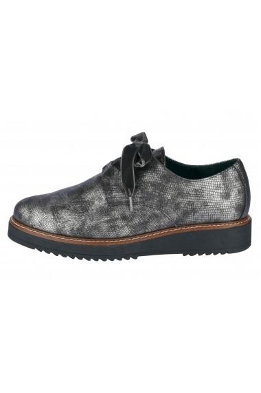 Pantofi Heine 38260244 argintiu