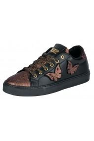 Pantofi sport Heine 14498243 negru