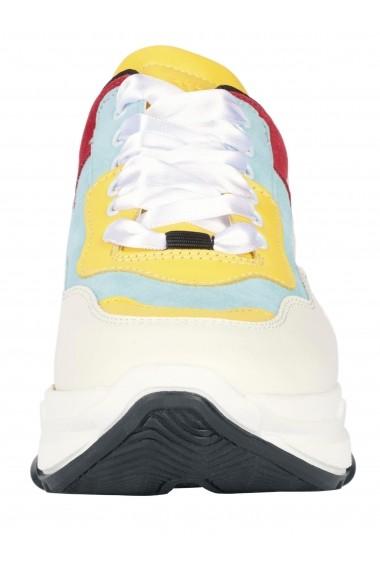 Pantofi sport Heine 58392867 alb
