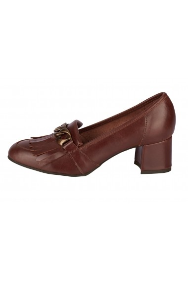 Pantofi cu toc Heine 58533106 maro