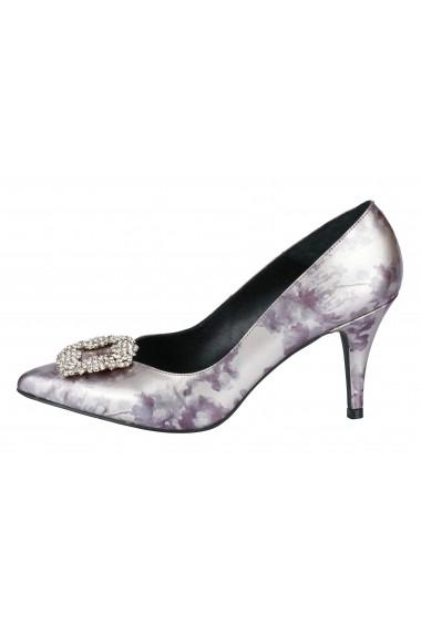 Pantofi cu toc Heine 61163914 roz