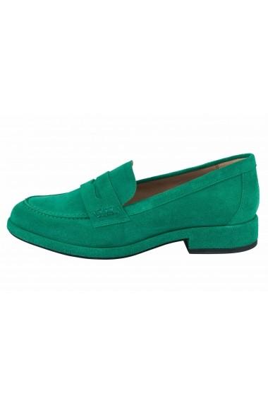 Mocasini Heine 15250312 verde - els