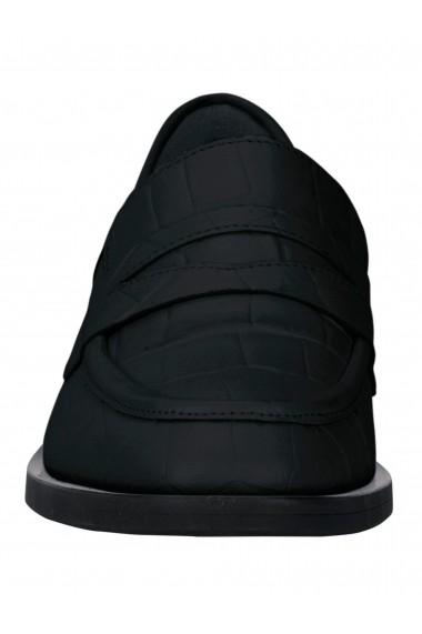 Mocasini Heine 67921128 negru