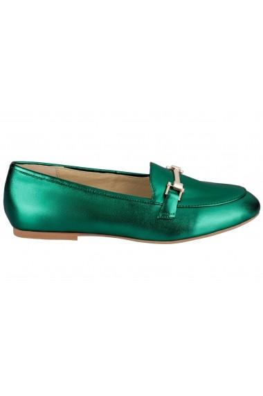 Mocasini Heine 30917552 verde - els