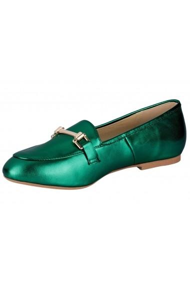 Mocasini Heine 30917552 verde