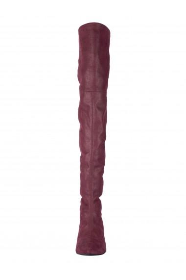 Cizme Heine 53981835 rosu - els