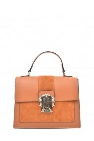 Чанта Isabella Rhea SBV-AW18_IR_3087-COGNAC кафяво