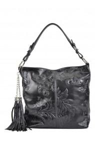 Чанта тип хобо Isabella Rhea SBV-AW18_IR_8082-NERO черно