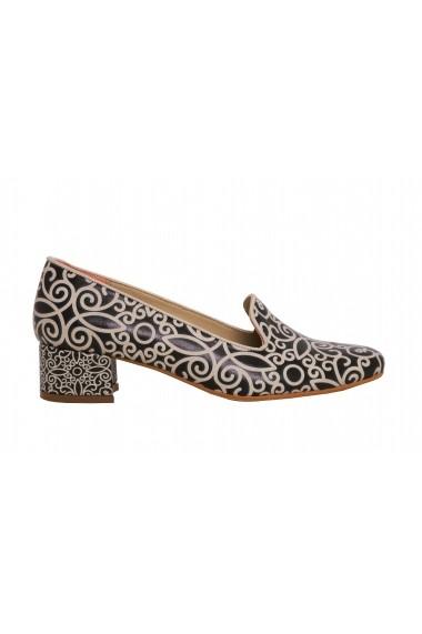 Pantofi GOBY DB110 multicolor