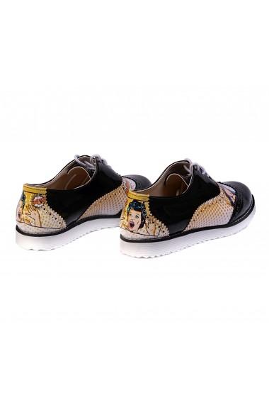 Pantofi GOBY GNG203 multicolor