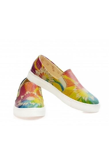 Pantofi GOBY VN4003 multicolor