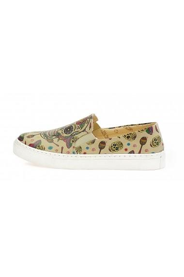 Pantofi GOBY VN4005 multicolor - els