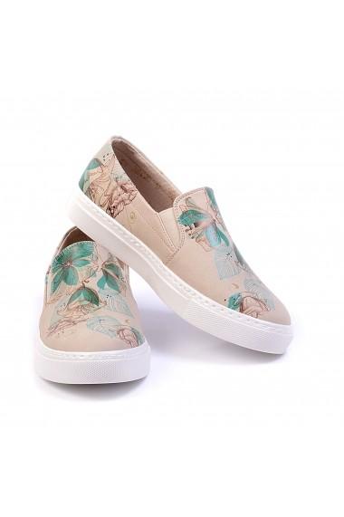 Pantofi GOBY VN4031 multicolor