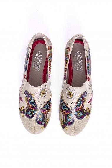 Pantofi GOBY VN4210 multicolor