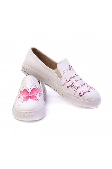 Pantofi GOBY VN4903 multicolor - els