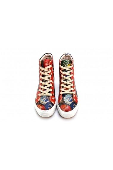 Pantofi sport Goby CW2037 Multicolor - els