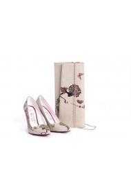 Set pantofi si geanta GOBY TK5004 multicolor - els