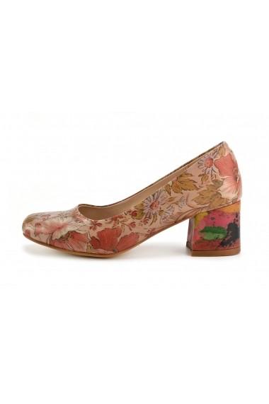 Pantofi Goby DB205 Multicolor - els