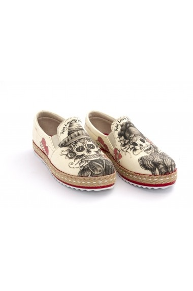 Espadrile GOBY HV1561 multicolor