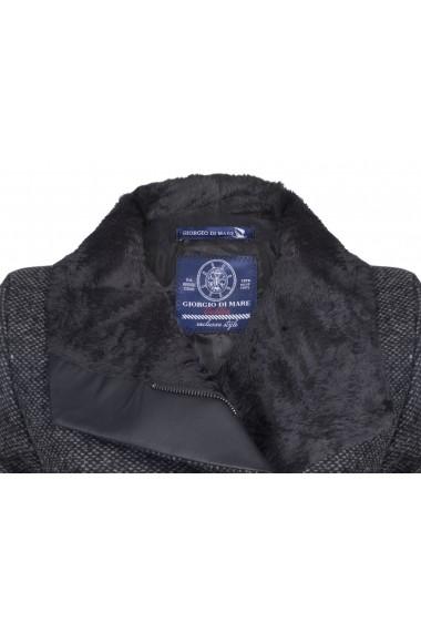 Palton Giorgio di Mare GI1070302 Negru