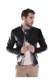 Jacheta din piele Giorgio Di Mare GI1147438 Negru