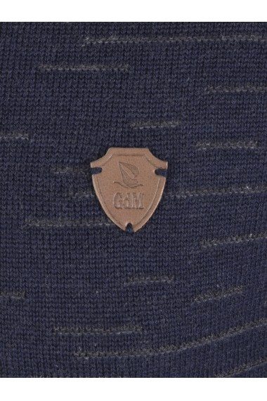 Pulover Giorgio di Mare GI7852802 Bleumarin